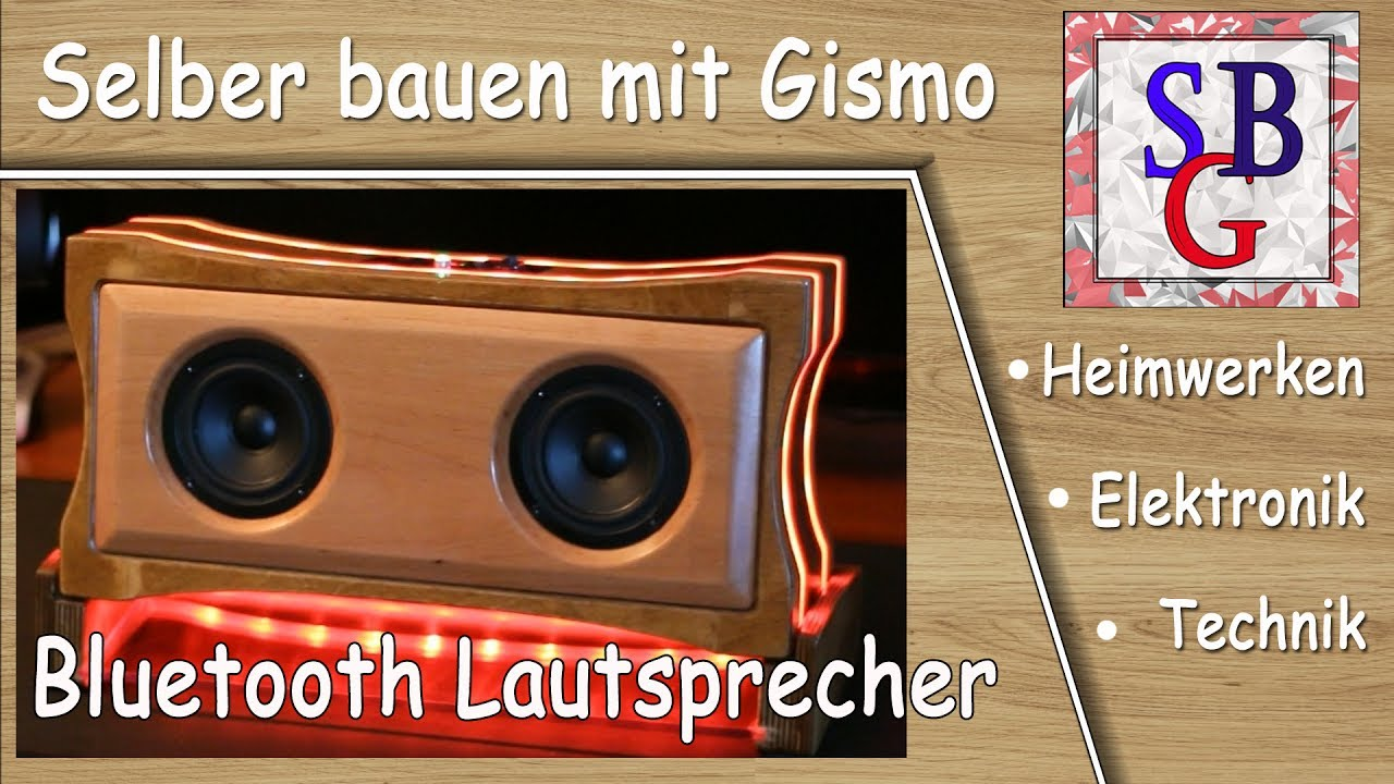 bluetooth lautsprecher box deutsch youtube. Black Bedroom Furniture Sets. Home Design Ideas