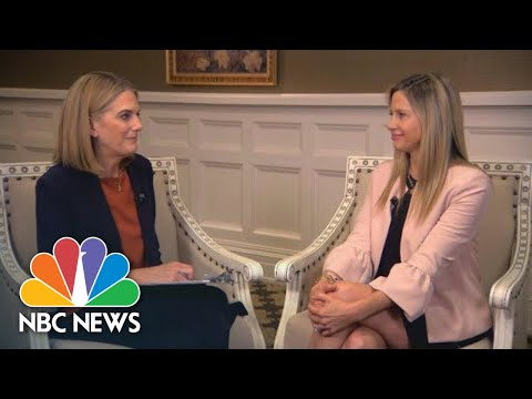 Mira Sorvino On Talking To Our Children About Sexual Harassment | NBC News