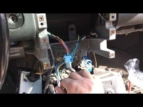 Pontiac G6 Amplifier Installation