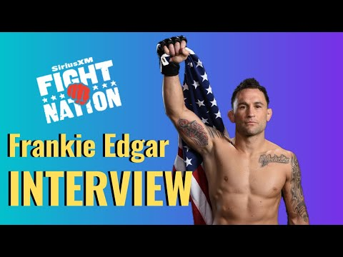 Frankie Edgar Explains Why He Took Korean Zombie Fight At 145 | Luke Thomas
