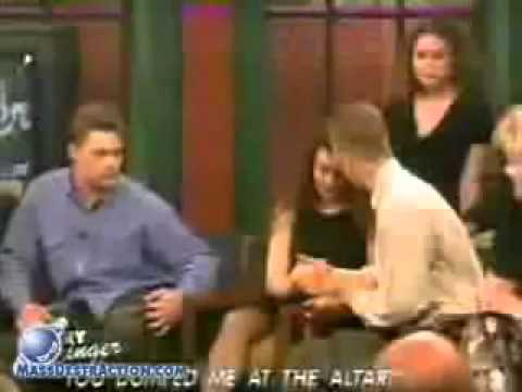 MUST WATCH: Jerry Springer Fights UNCUT!