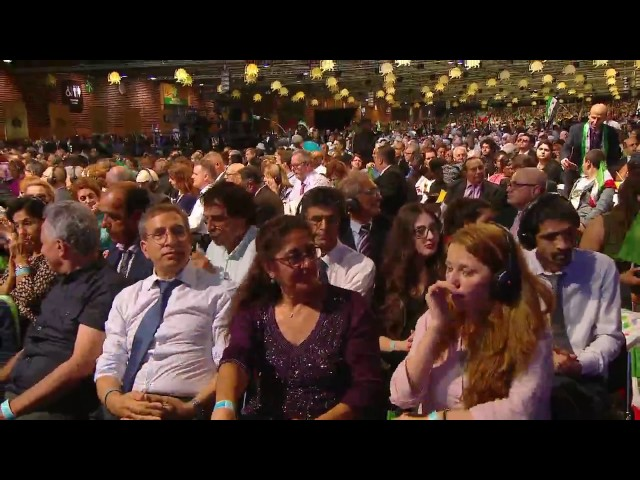 Iranian Grand Gathering 2017 -Alejo Vidal-Quadras