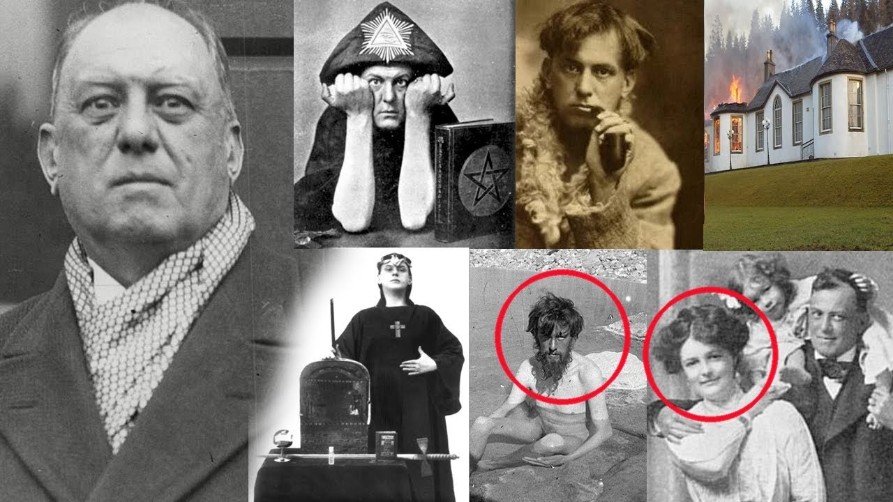 Occultist aleister crowley's influence on popular music