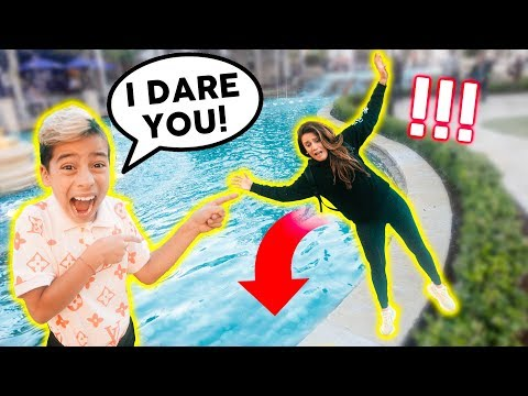 'YOU WON'T DO IT' Challenge In PUBLIC!! (WINNER GETS $10,000) | The Royalty Family