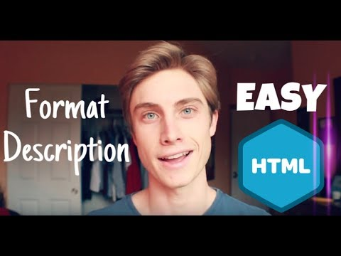 How To Format Your Amazon Product Description With HTML | Tanner J Fox Amazon Seller Mastery