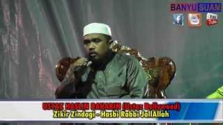 Repeat youtube video Ustaz Haslin Baharin | Hasbi Rabbi JallAllah (Zikir Zindagi)