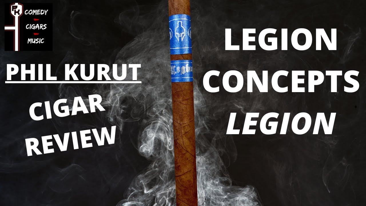 LEGION CONCEPTS LEGION | CIGAR REVIEW