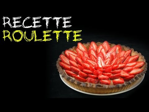 the tarte aux fraises recette de tarte youtube. Black Bedroom Furniture Sets. Home Design Ideas