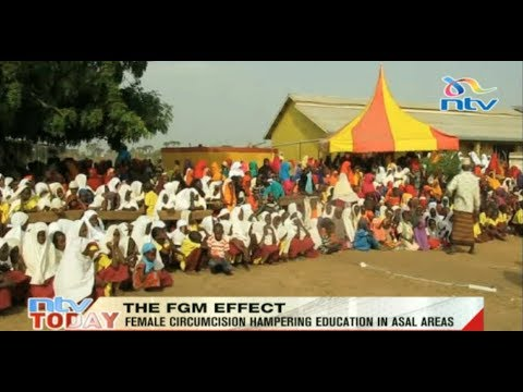 Female circumcision hampering education in ASAL areas