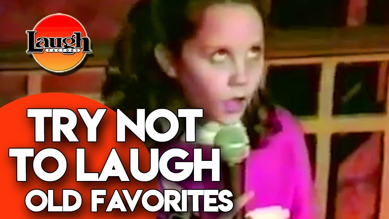 Try Not To Laugh | Old Favorites | Laugh Factory Stand Up Comedy