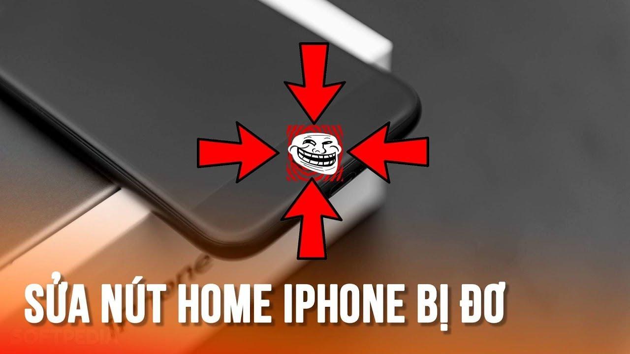 Làm mượt nút home iPhone với ba bước cực đơn giản – Fix Lagged Home button with easiest ways!