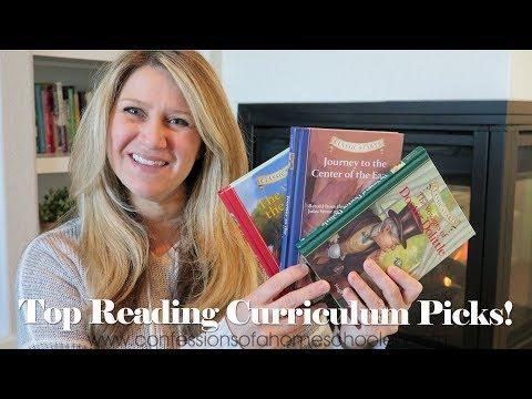 Our Top Homeschool Reading Curriculum Picks