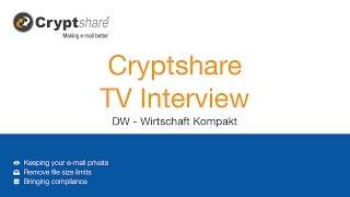 Cryptshare Verschlüsselte Dateiübertragung bei Wirtschaft Kompakt