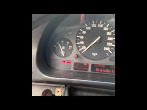 Не запускается двигатель бмв е39