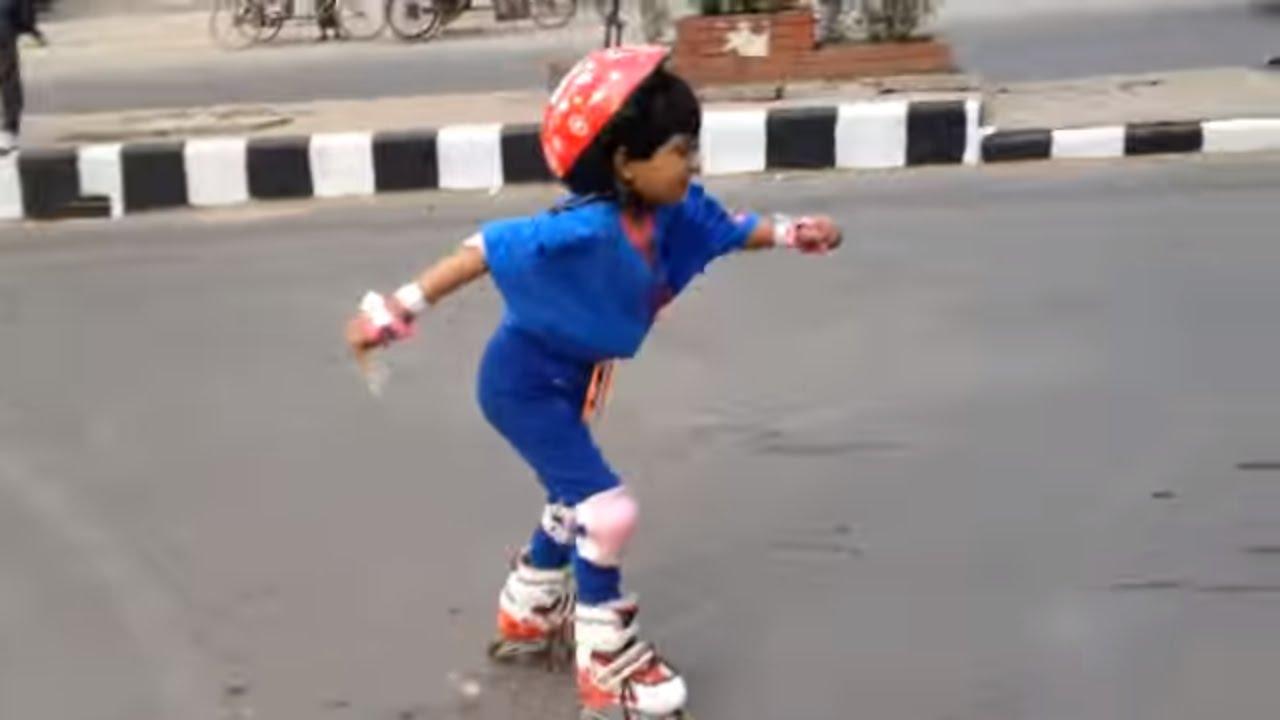 Roller skating babies - Roller Skating Babies 48