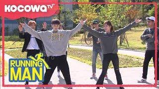 [Running Man] Ep 376_Eunhyuk&Somin's Dance Time