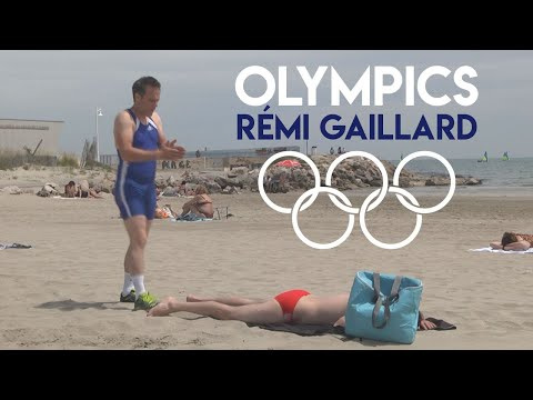 Rémi Gaillard parodia los Juegos Olímpicos en situaciones cotidianas