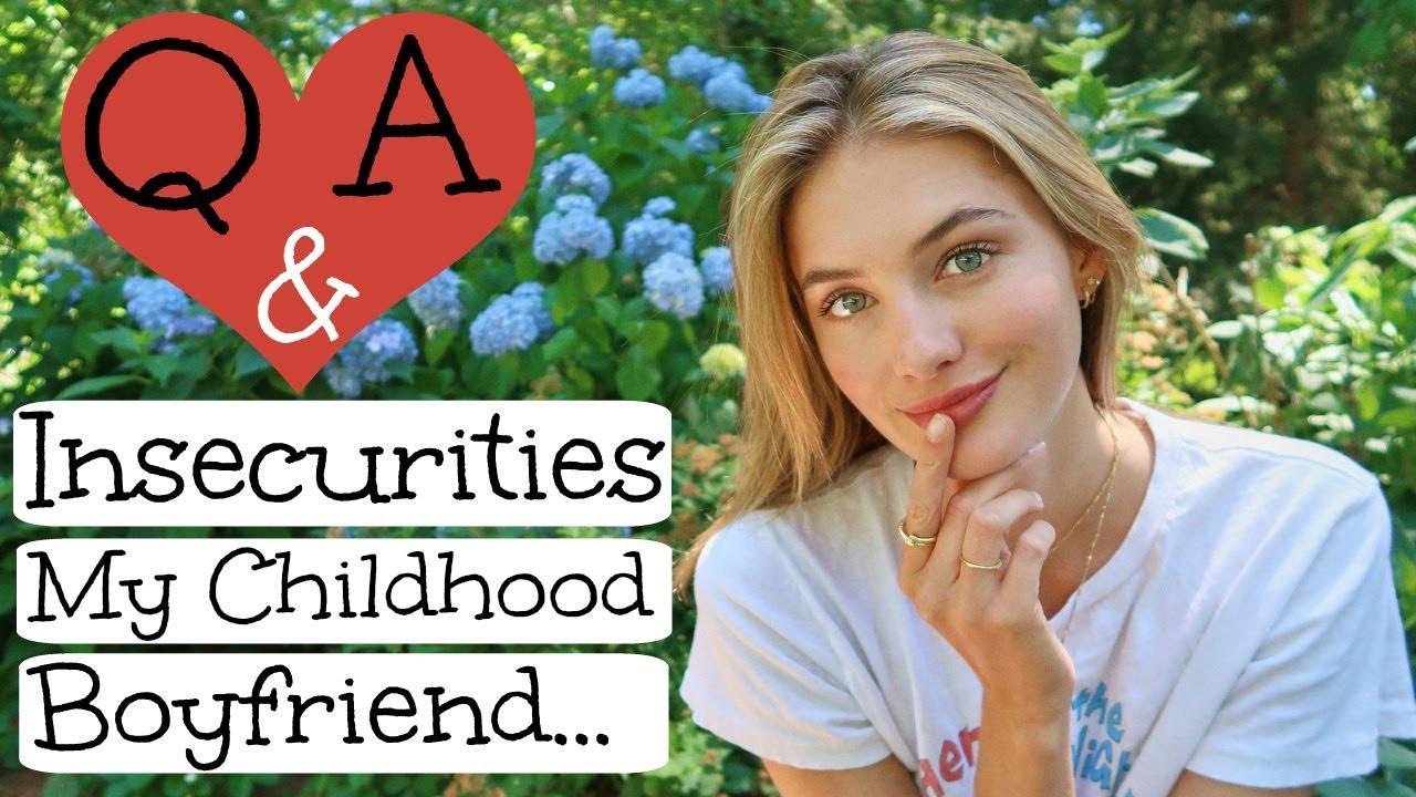 Summer Q & A | Insecurities, Modeling, & My Boyfriend | Sanne Vloet