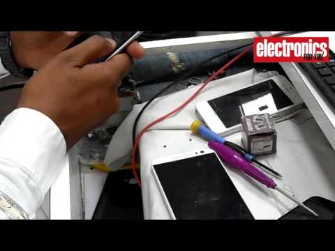 How to test & repair HTC Dead Smartphone | Troubleshot (DIY) Hindi