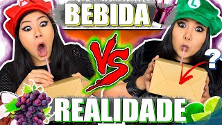 BEBIDA VS REALIDADE   Blog das irmãs thumbnail