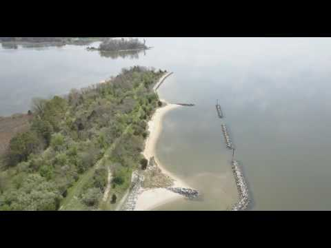 Fishing Pier Cambridge MD Part 1