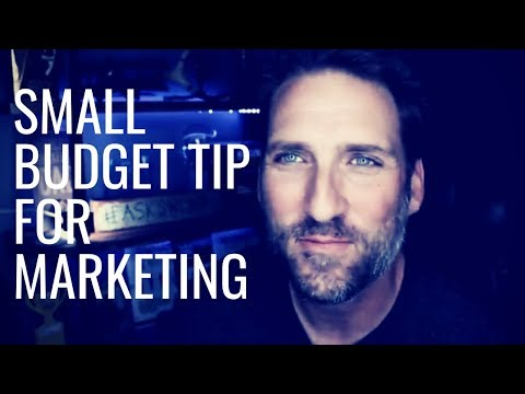 EASY TIPS FOR MARKETING YOUR OWN AGENCY | BIG DREAMS ~ LITTLE BUDGET |CONTENT MARKETING STRATEGY