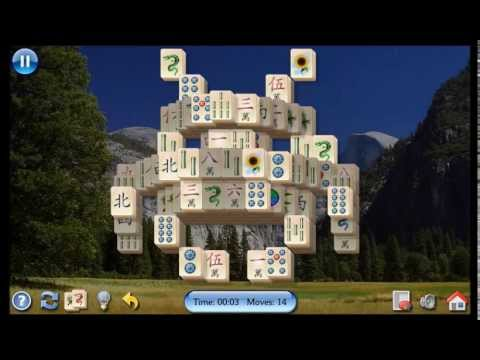 All-in-One Mahjong for tablets gameplay