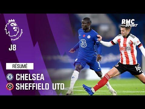 Résumé : Chelsea 4-1 Sheffield United - Premier League (J8)