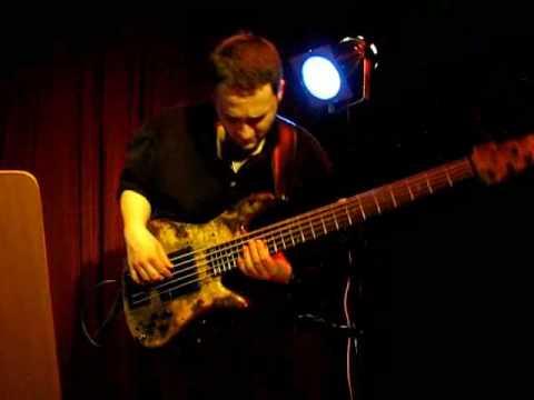 Marek Napiórkowski Trio - Jazz Club Rynek (1/3)