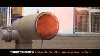 Wood , Rice Husk , Pennut Shell , Coconut Shell , Palm Shell Pyrolysis Gasifier , Firing Equipment