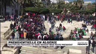 Présidentielle en Algérie: nouvel appel à manifester ce vendredi
