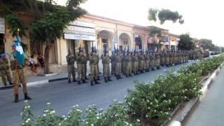 Gazimağusa'da Komando Andı (30 Ağustos Zafer Bayramı)
