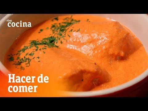 Cómo Hacer Pimientos De Piquillo Rellenos - Hacer De Comer | RTVE Cocina