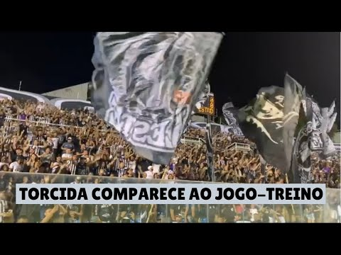 [JOGO-TREINO] Torcida do Ceará comparece no jogo-treino | Ceará 3x3 Safece