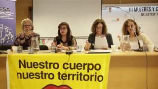 Panel: Ciudades y territorios feministas