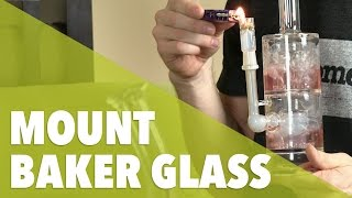 Mount Baker Glass  //  420 Science Club