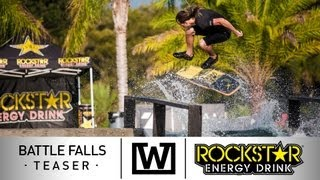The Wakeskate Tour - Battle Falls Teaser