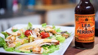 Lea & Perrins Sorted Food - How To Make The Original Chicken Caesar Salad