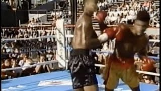 How to throw a knockout punch – Landing the Inside Right hand – Coach Firas Zahabi