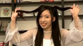 """【柚姫の部屋 第13回】TEAM SHACHI大黒柚姫の """"ほぼ""""月9配信。"""