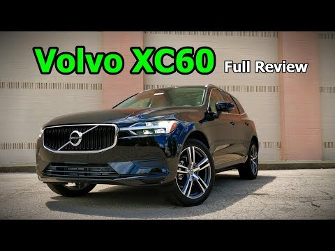 2019 Volvo XC60: FULL REVIEW + DRIVE | An XC90 Without The Third Row??