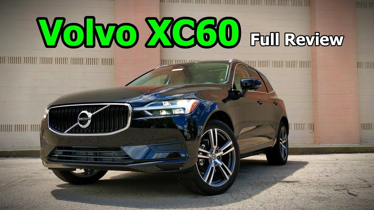 2019 Volvo Xc60 Full Review Drive An Xc90 Without The Third Row