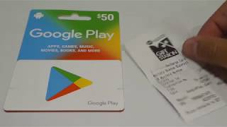 Buy Google Play $50 Gift Code (Email Delivery) only $50