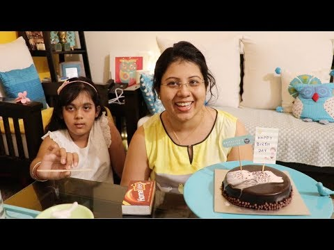 HAPPY BIRTHDAY | Special Dinner Routine / Recipes For Kids | Maitreyee Passion Indian Daily Vlogging