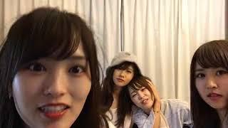 2017年09月23日 山本彩 SHOWROOM ~NMB48アリーナツアー in 日本ガイシ...