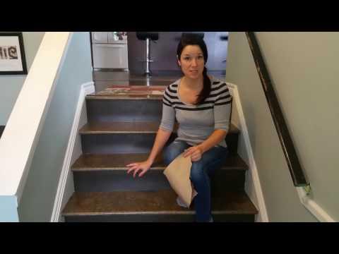 Paper Bag Flooring on Stairs? - paperbagflooring.com