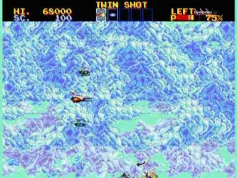 Thunder Force IV - Intro & First Level