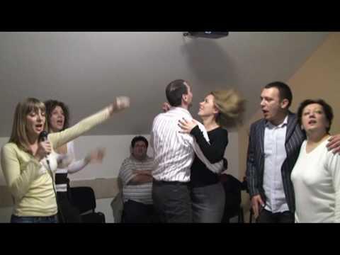 NLP karaoke party