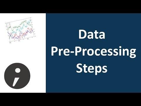 Data Preprocessing Steps For Machine Learning & Data Analytics