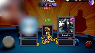 COMO USAR o Game Guardian no 8 BALL POOL???LINHA GUIA DUPLA infinita